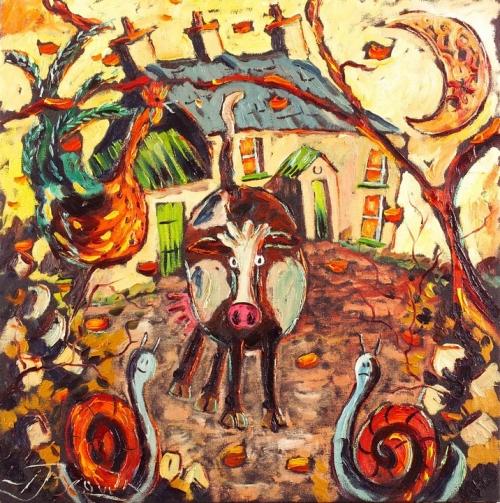 Cow Yard