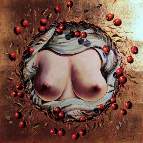 Champaign Venus: Autumn Cherry