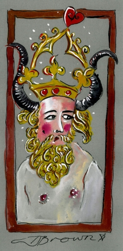 Study For The High King (2011)