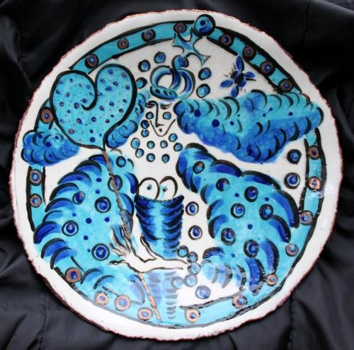 Queen Of Tarts: Blue I