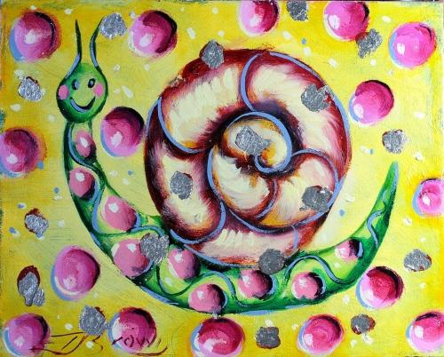 Polka-Snail II (2012)