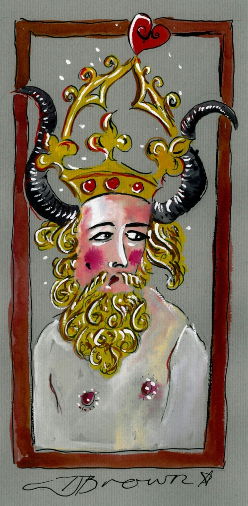 Study For The High King
