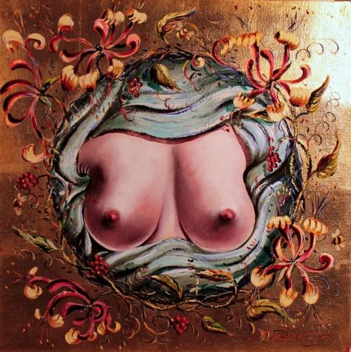 Champaign Venus: Summer Honeysuckle