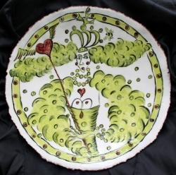 Queen Of  Tarts: Green